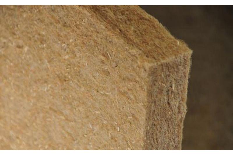 Panneau de laine de chanvre isolant biofib alsabrico - Isolation chanvre prix m2 ...