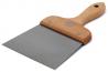 Couteau à enduire pour plafond lame trapèze épaisseur 0,5 mm