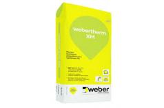 Weber Therm XM natura collé : Colle à la chaux aérienne pour ITE