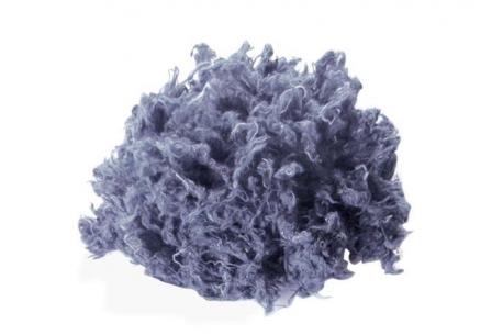 Coton recyclé en vrac pour isolation Le Relais Métisse