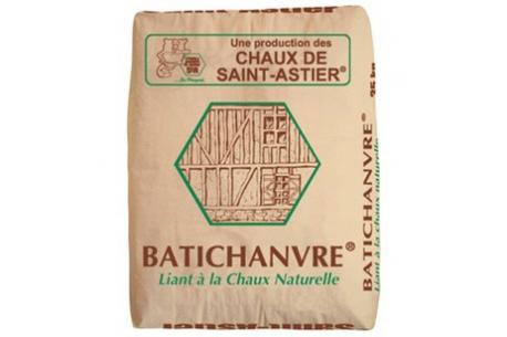 Chaux batichanvre 25kg