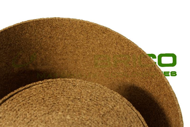 Sous couche li ge en rouleau standard alsabrico for Sous couche liege 4mm