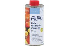 Diluant végétal Auro 191 aux huiles essentielles d'orange