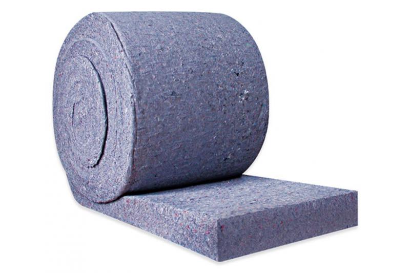 rouleau de coton isolant en jean recycl le relais metisse alsabrico. Black Bedroom Furniture Sets. Home Design Ideas