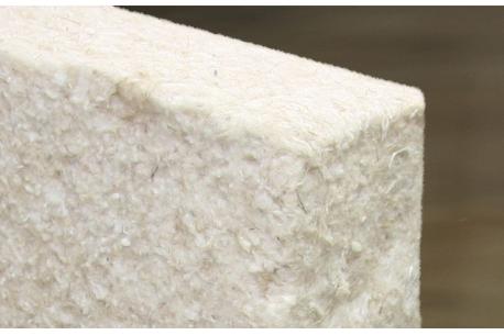 Panneau en laine de coton, chanvre et lin BIOFIB TRIO