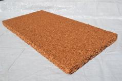 Plaque de liège naturel brut, isolant thermique et phonique ALSACORK