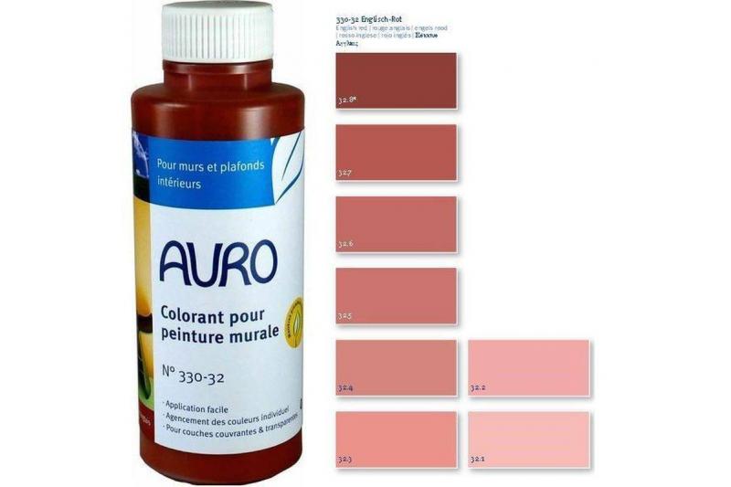 colorant concentr de couleur pour peinture blanche auro - Peinture Colorant