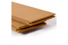 STEICO THERM F : Panneau en fibre de bois à rainure et languette