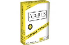Enduit de torchis à l'argile ARGILUS
