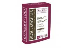 Enduit d'argile isolant ISOL'ARGILUS