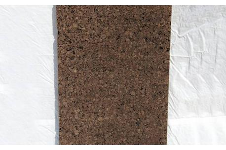Plaque de liège expansé bord droit certifié ACERMI - AMORIM