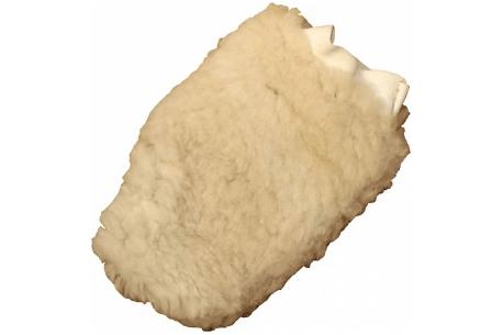 Gant à lustrer pour stucs d'argile ARGILUS