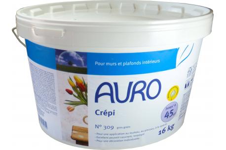 Crépi écologique à gros grain blanc n°309 AURO