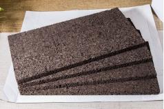 Plaque de liège expansé bords droits 0,50m x 1m - ALSACORK