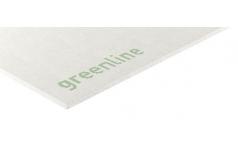 Plaque Fermacell Greenline en fibre gypse à 4 bords amincis