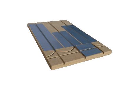 Plancher chauffant eco + CALEOSOL
