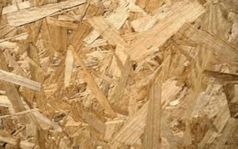 Particules de bois